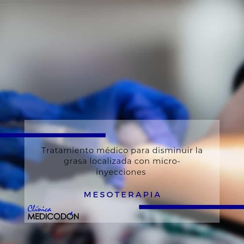 mesoterapia tratamiento